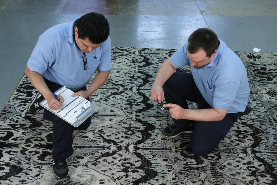 rug restoration